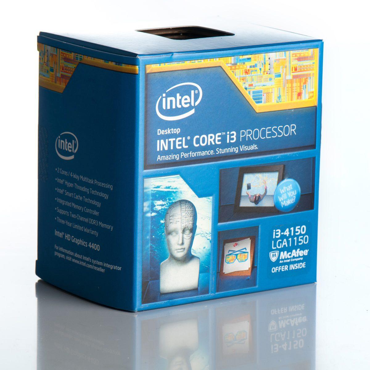 Bộ vi xử lý Intel Core i3 4150 / 3.5GHz / 3MB / SK 1150