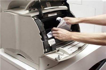 Cách phòng tránh hiện tượng máy in bị kẹt giấy