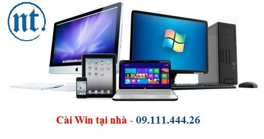 Cài win máy tính, sửa mạng, sửa dây điện thoại tại Hòe Thị