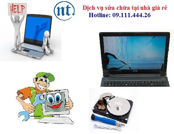 Cài win máy tính, sửa mạng, sửa dây điện thoại tại Lưu Hữu Phước