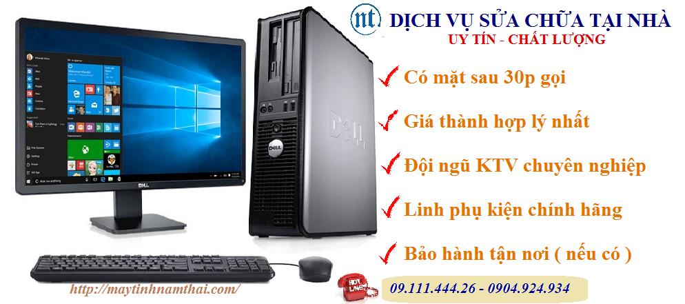 Cài win máy tính, sửa mạng, sửa dây điện thoại tại Nguyễn Đổng Chi