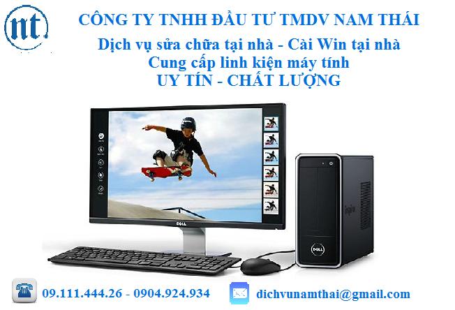 Cài win máy tính, sửa mạng, sửa dây điện thoại tại Nguyễn Hoàng