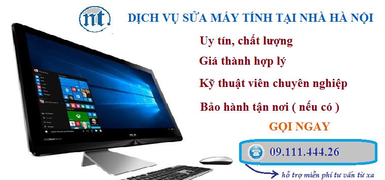 Cài win máy tính, sửa mạng, sửa dây điện thoại tại Nguyễn Trãi