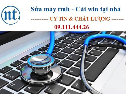 Cài win máy tính, sửa mạng, sửa dây điện thoại tại Trần Văn Lai