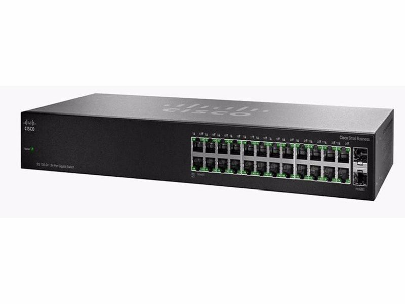 Cisco SG95-24- 24 cổng (10/100/1000Mbps)