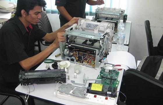 Dịch vụ bảo trì máy tính máy in cho cơ quan văn phòng