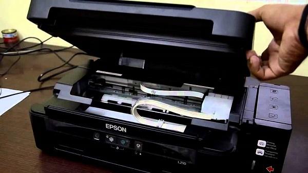 Đổ mực máy in, sửa máy in tại Dương Đình Nghệ