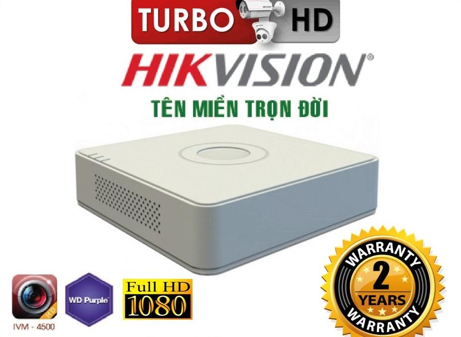 HIKVISION DS-7104TVI