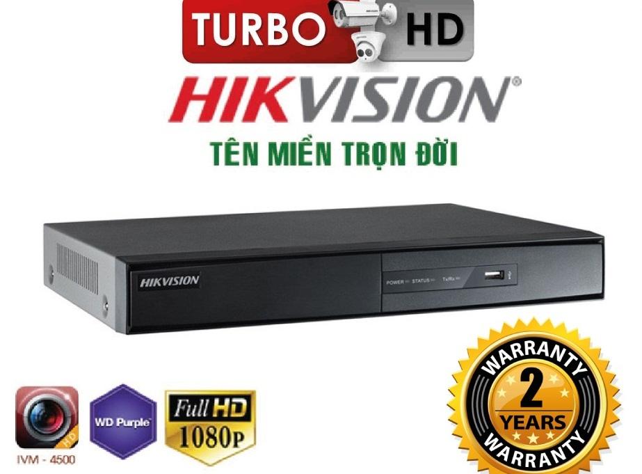 HIKVISION DS-7108HDTVI