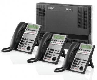 Lắp đặt tổng đài IP Nec SL1000