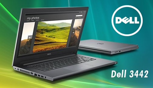 Laptop Dell Inpirion 3442 core i5 ổ cứng 500gb