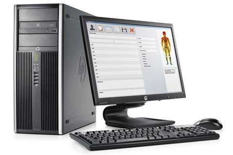Máy đồng bộ HP 8200 PRO SFF Business PC - CH002