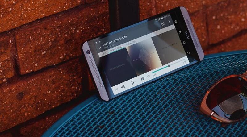 Mở hộp HTC One E9 Dual - Máy thiết kế đẹp, phụ kiện đi kèm cao cấp