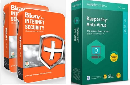 Nhận cài đặt phần mềm diệt Virus tại nhà giá rẻ
