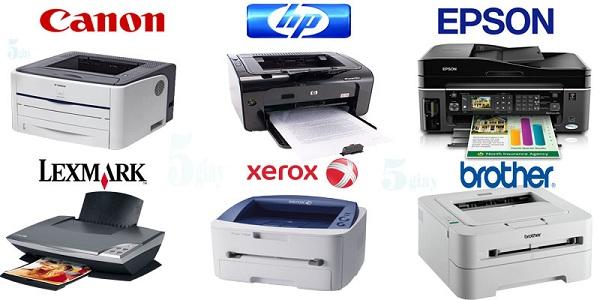 Những điều cần biết khi sử dụng máy in phun