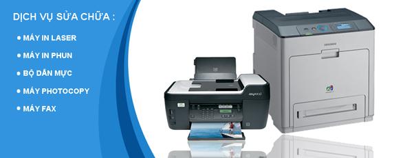 Sửa máy in tại Hoa Bằng