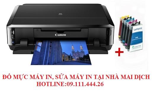Sửa máy in tại Mai Dịch