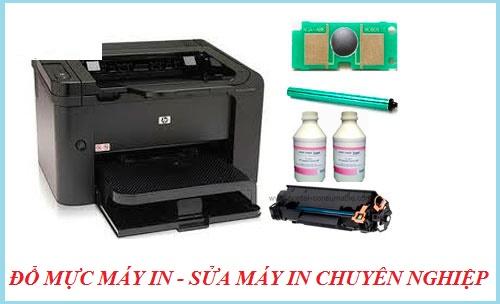Sửa máy in tại Nguyễn Phong Sắc