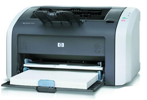 Sửa máy in tại nhà với lỗi máy in không in được