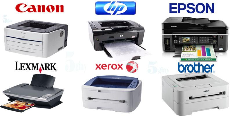 Sửa máy in tại Thái Hà