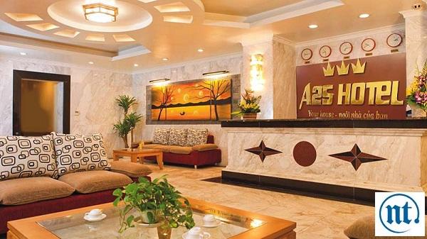 Thi công điện nhẹ cho khách sạn