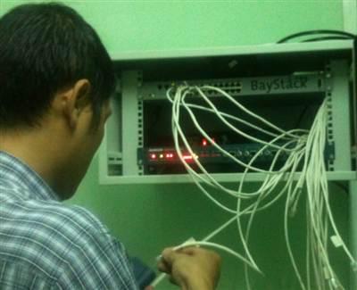 Thi công lắp đặt mạng LAN WAN tại Hà Nam