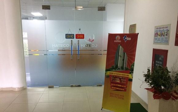 Thi công mạng lan tại Công ty Cổ phần BKAV Yên Hòa