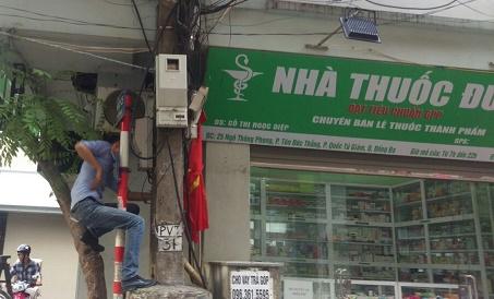 Thi công mạng lan tại Long Biên