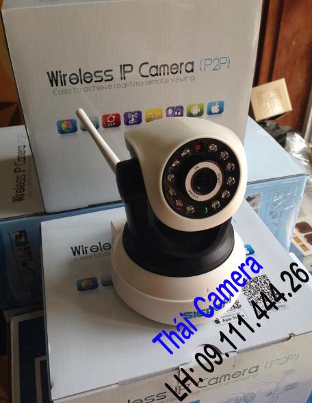 Tìm hiểu về camera ip wifi không dây