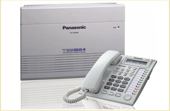 Tổng Đài Panasonic KX Tes824