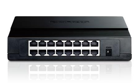 TP-Link SF1016D- 16 cổng (10/100Mbps)